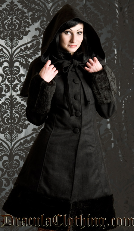 Thick Winter Wool Coat